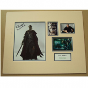 Paul Norrell Signed Lord Of The Rings Display - King Of The Dead